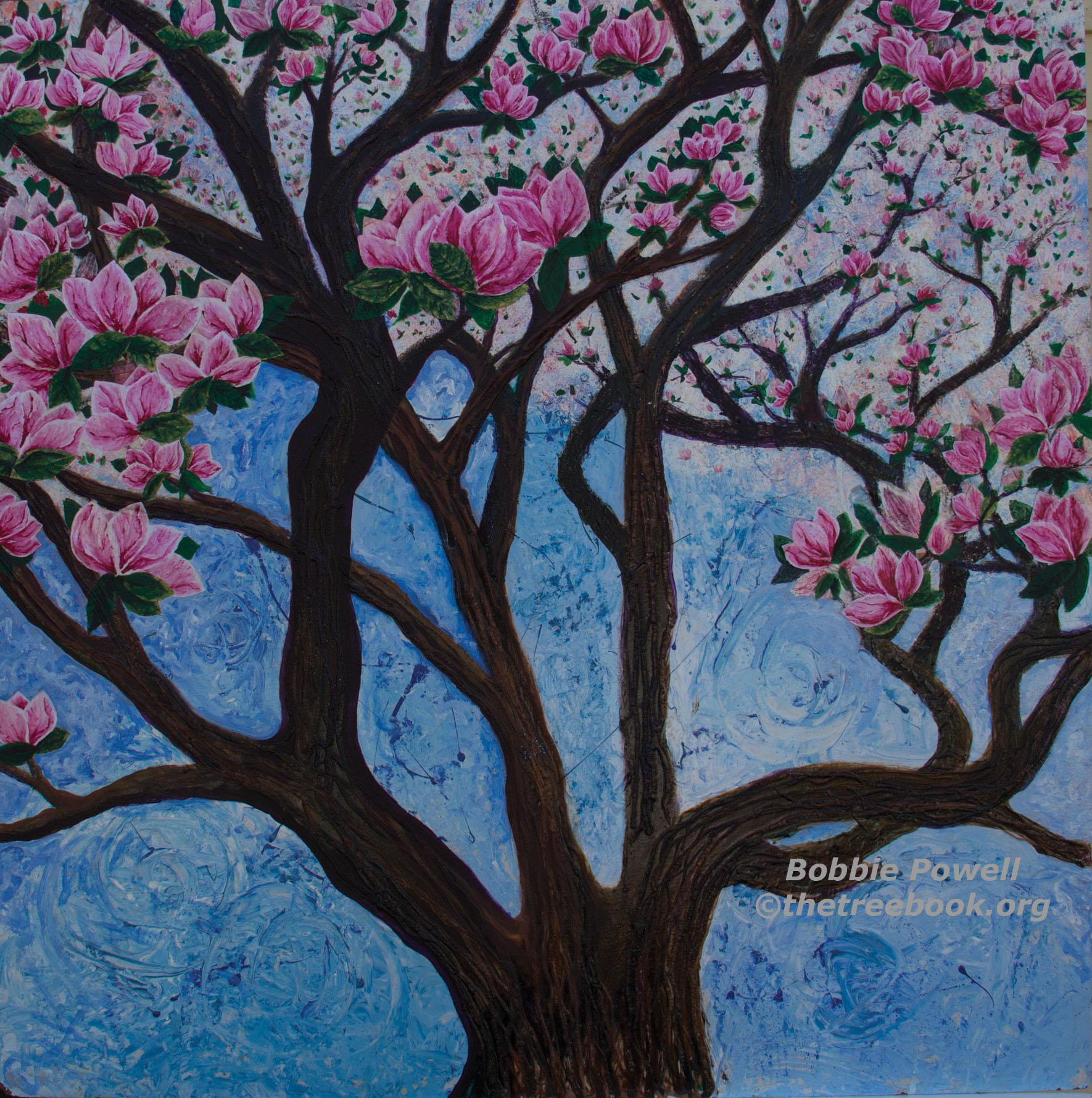 Bobbie Powell, Magnolia